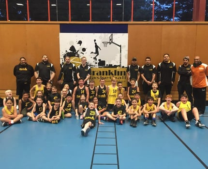 2017 Holiday Camp with Boyd Ballers