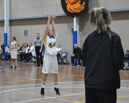 2018 Melbourne- Abby U16 Girl